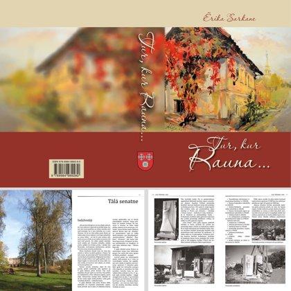 Grāmata, 16 x 23,5 cm, 400 lpp., cietais sējums, 2015.