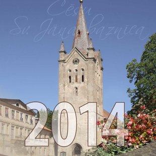 Vāks Cēsu Sv. Jāņa baznīcas kalendāram